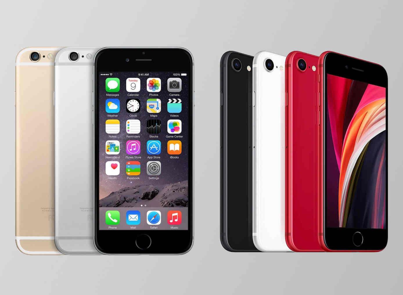 iPhone SE 2020 là cơ hội cuối để Apple tận dụng màn hình LCD trên iPhone?