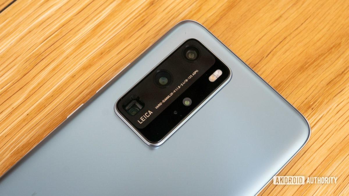 Huawei bị tố sử dụng ảnh từ DSLR để