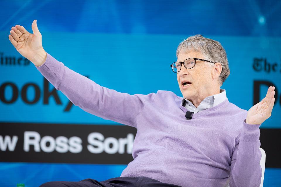 Bill Gates đã cảnh báo thế giới về nguy cơ xảy ra đại dịch trong nhiều năm (Ảnh: New York Times/Getty Images)