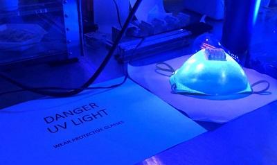 Đại học Mỹ nghiên cứu dùng tia UV để diệt virus SARS-CoV-2