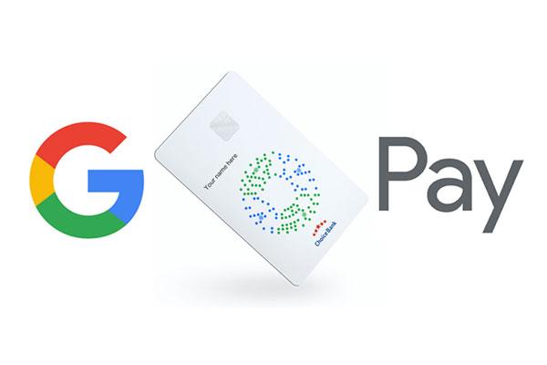 Google sắp ra mắt thẻ tín dụng riêng giống Apple