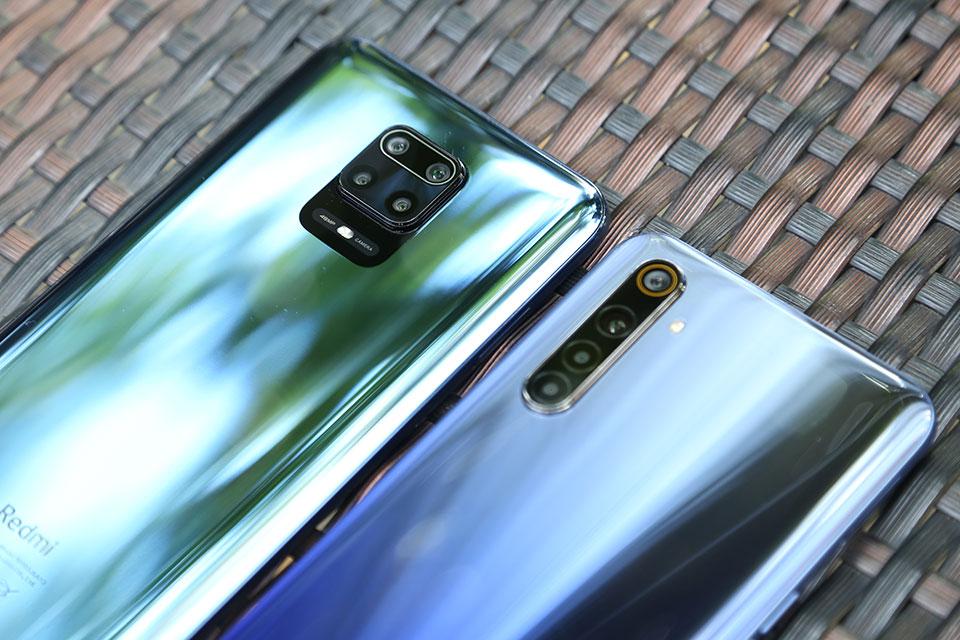 """Đọ Redmi Note 9S và Realme 6: đều """"hổ báo"""" cả, chọn ai bây giờ?"""