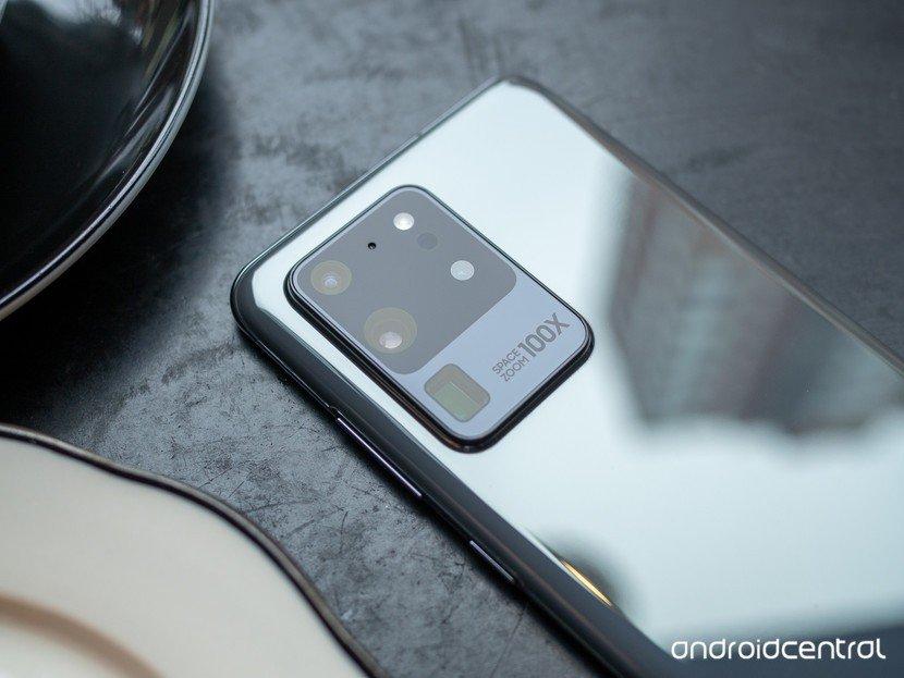 Samsung muốn cạnh tranh với mắt người bằng cảm biến camera 600MP