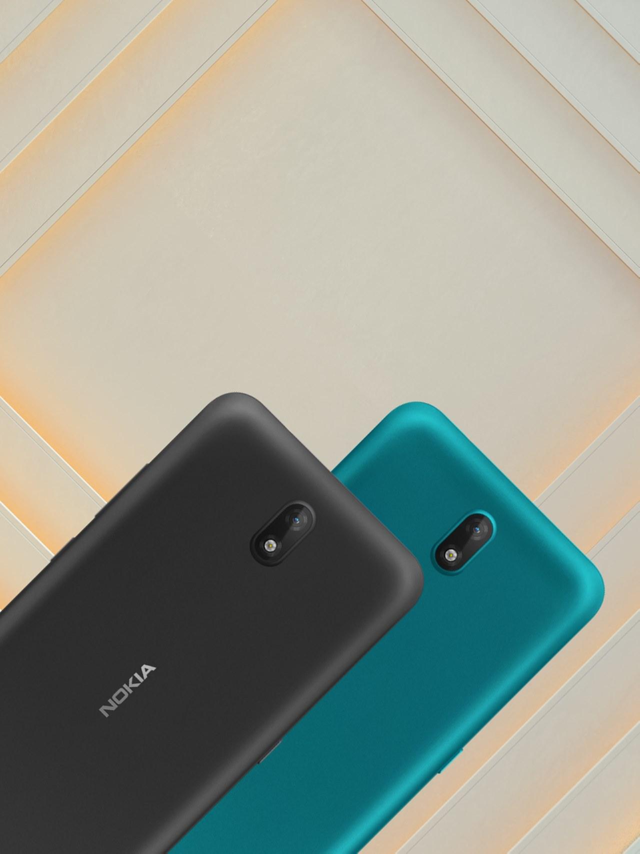 Nokia tiếp tục tung ra smartphone C2 cho người mới chuyển lên từ điện thoại