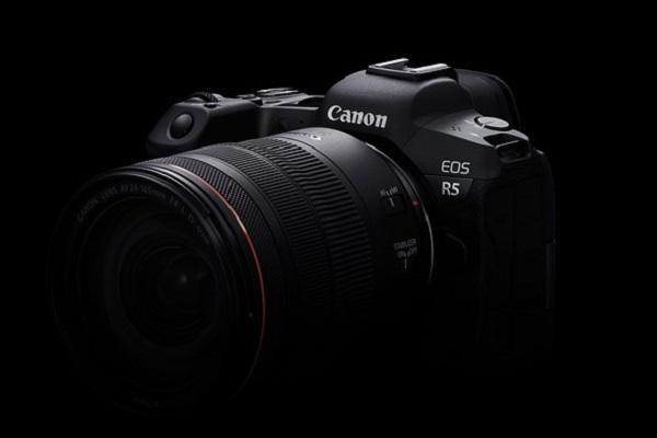 Canon tiết lộ thông số quay video của EOS R5: RAW 8K 30fps & 4K 120fps, 10-bit H.265 và Full AF