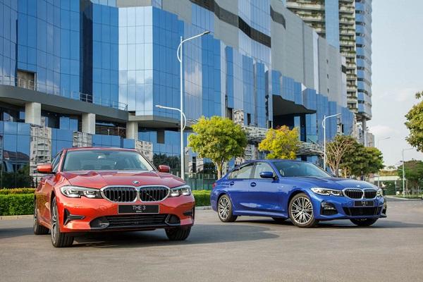 Chi tiết BMW 3-Series 2020 cạnh tranh trực tiếp Mercedes C-Class