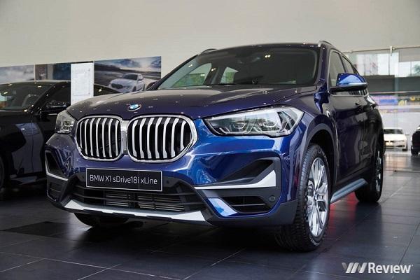 Giá BMW X1 tại Việt Nam từ 1,859 tỷ đồng