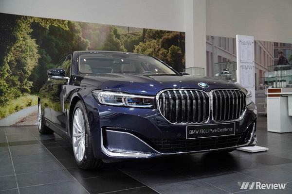 BMW 7-Series nâng cấp trang bị, thêm phiên bản giá rẻ