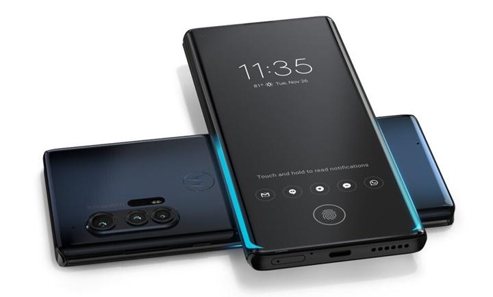 Motorola Edge và Edge+ chính thức ra mắt: Motorola quay trợ lại thị trường cao cấp