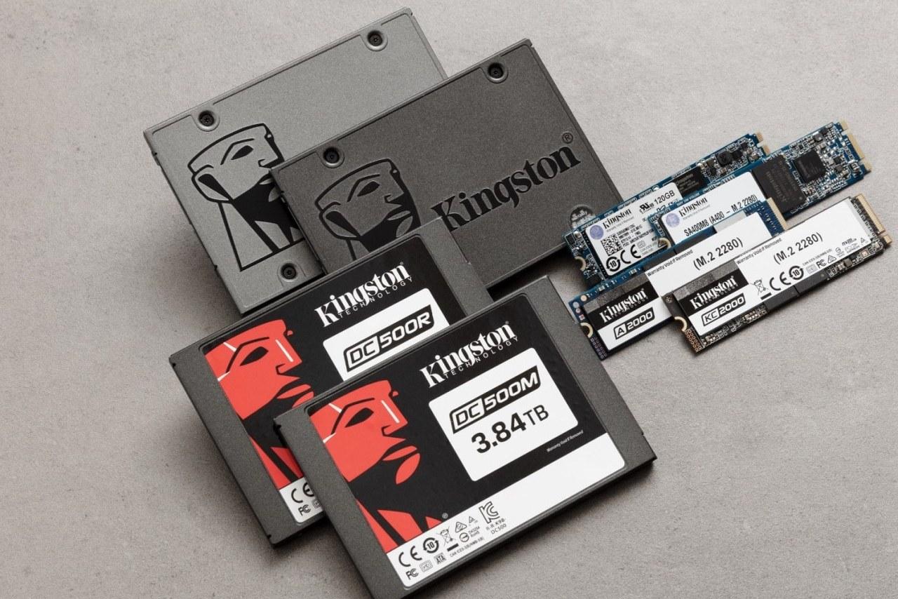 Kingston tuyên bố dẫn đầu kênh phân phối SSD trong năm 2019, vượt Samsung và WD