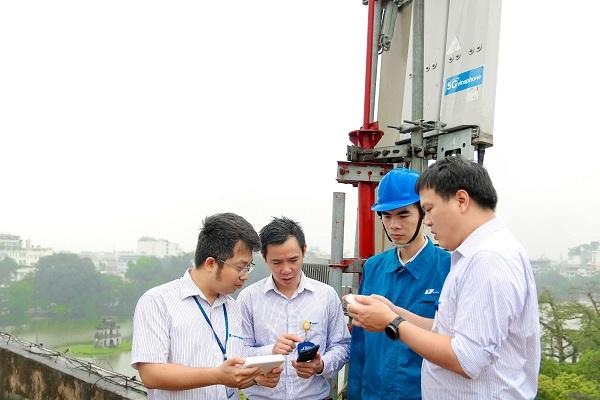 VNPT thử nghiệm thành công mạng 5G, tốc độ trên 2,2 Gbps