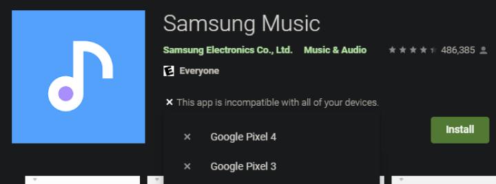 Đây là những lý do có ứng dụng không cho phép game thủ tải về từ Play Store - VnReview - Tư vấn