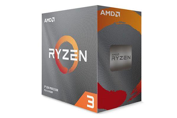 CPU Ryzen 3 thế hệ 3 của AMD có giá từ 99 USD