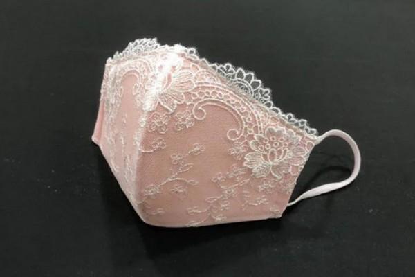 Khẩu trang làm từ áo lót phụ nữ của công ty Nhật cháy hàng chỉ sau 1 phút mở bán