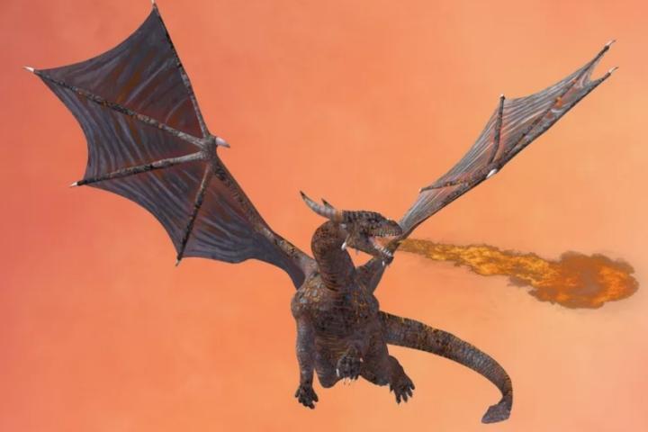 Nếu có thật, liệu loài rồng có thể bay và phun lửa được hay không?