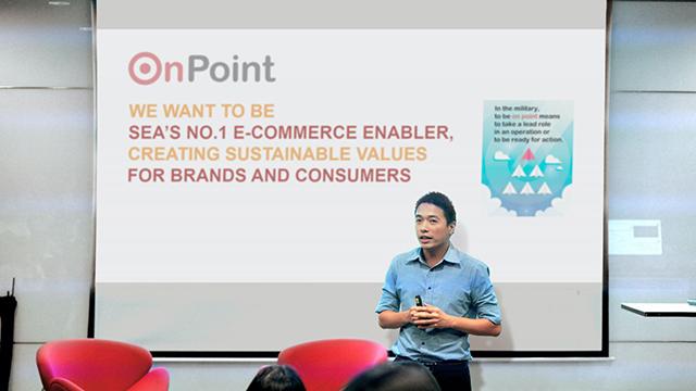 Startup thương mại điện tử OnPoint gọi vốn thành công 8 triệu USD