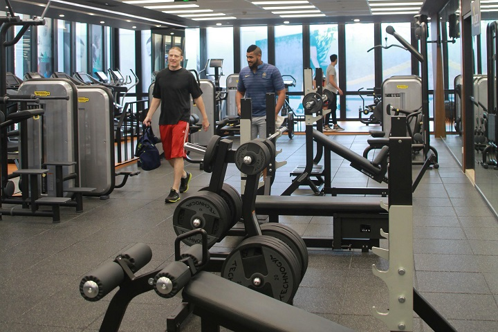 TP.HCM cho phép phòng gym, yoga hoạt động trở lại, cấm tụ tập trên 30 người