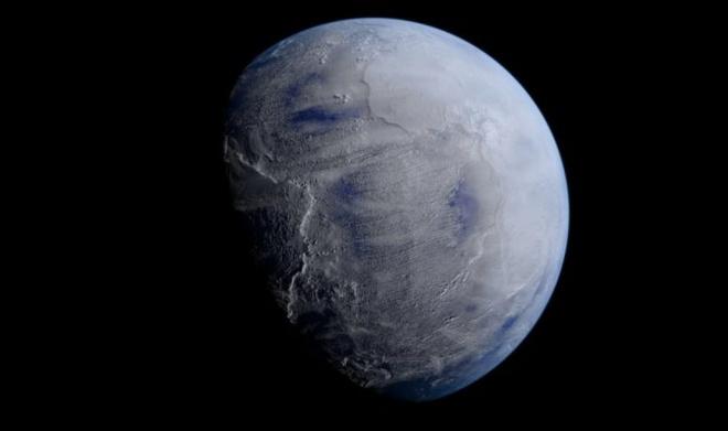 Trái Đất từng trải qua thời kỳ 'mất ký ức'
