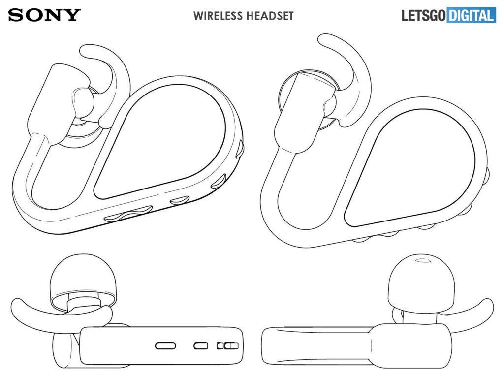 Sony đăng ký bằng sáng chế tai nghe không dây cho các vận động viên, hoạt động dưới mũ bảo hiểm