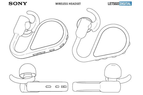 Sony đăng ký bằng sáng chế tai nghe không dây cho vận động viên, hoạt động dưới mũ bảo hiểm