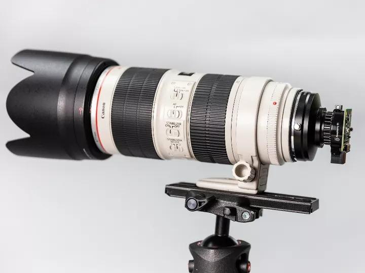 Raspberry Pi tung ra bo mạch camera 12MP, có thể thay thế ống kính, giá 50 USD, hỗ trợ mọi bản Pi