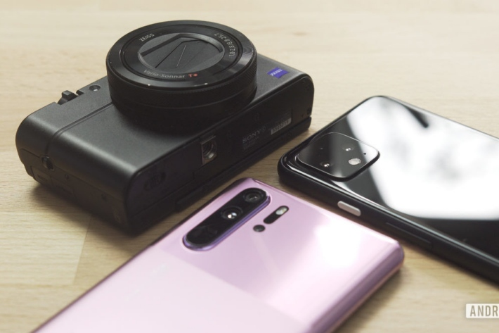 Bạn có biết: Android ban đầu được thiết kế cho máy ảnh kỹ thuật số, không phải cho điện thoại