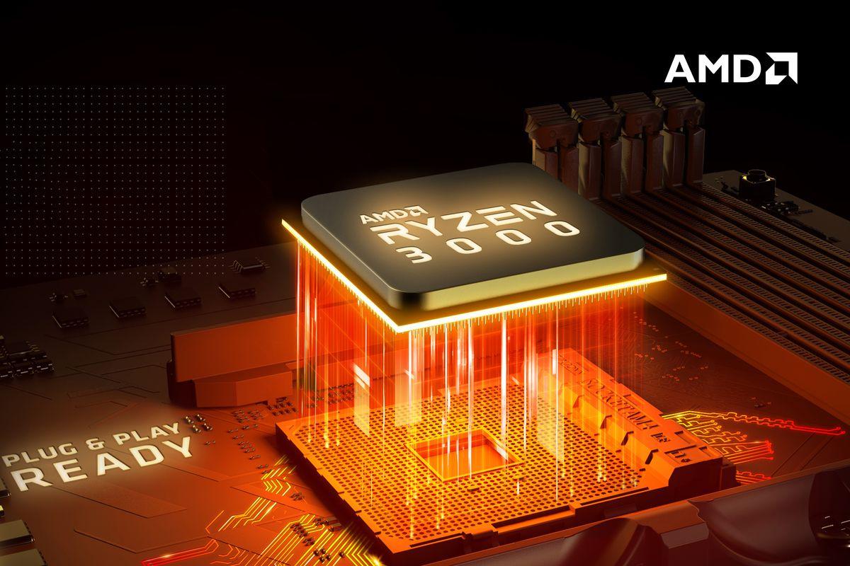 AMD đang quét sạch Intel ra khỏi top CPU bán chạy trên toàn cầu