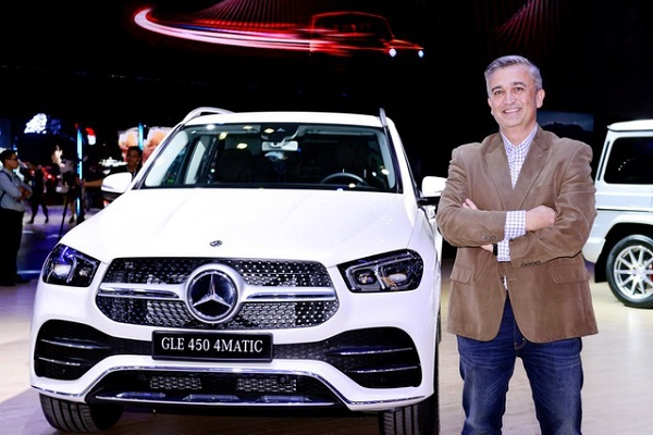 Mercedes-Benz triệu hồi GLE 2020