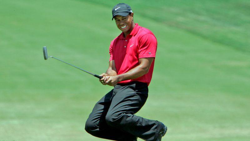 """Tiger Woods: """"Đừng chạy bộ quá nhiều"""""""