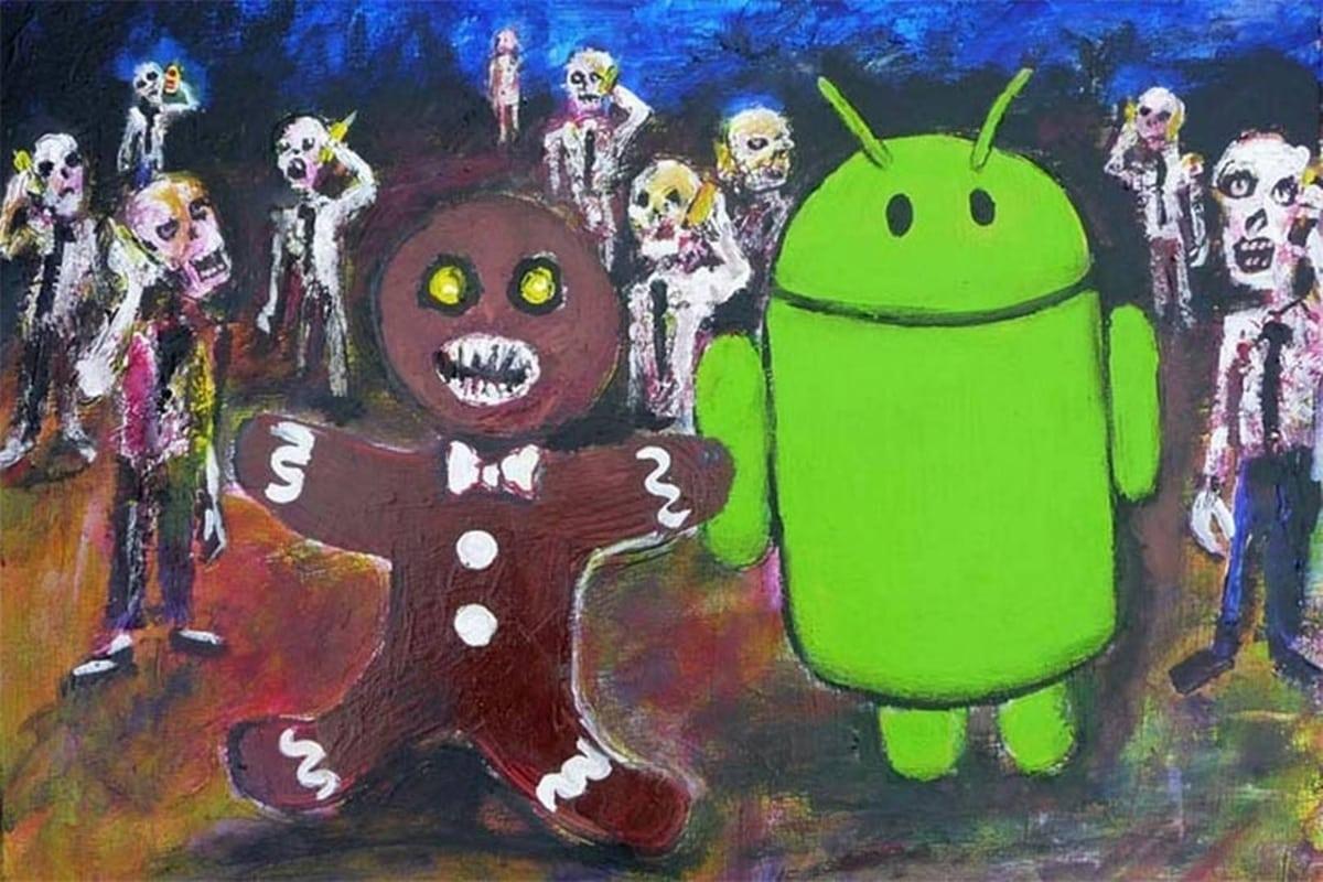 """Một phút hoài niệm về Gingerbread, phiên bản Android """"mãi không chịu về hưu"""""""