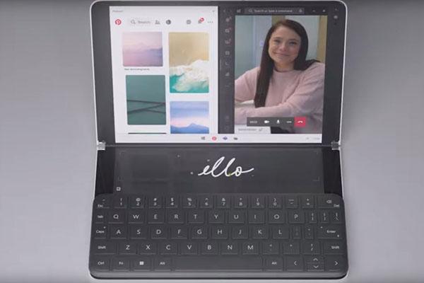 Smartphone 2 màn hình Surface Neo bị hoãn vô thời hạn