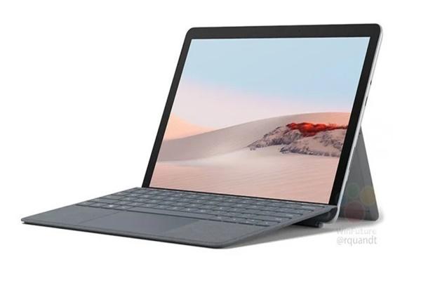 Hình ảnh và thông số kỹ thuật của Microsoft Surface Go 2 rò rỉ