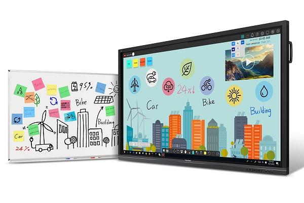 ViewSonic giới thiệu giải pháp học trực tuyến cùng phần mềm myViewBoard