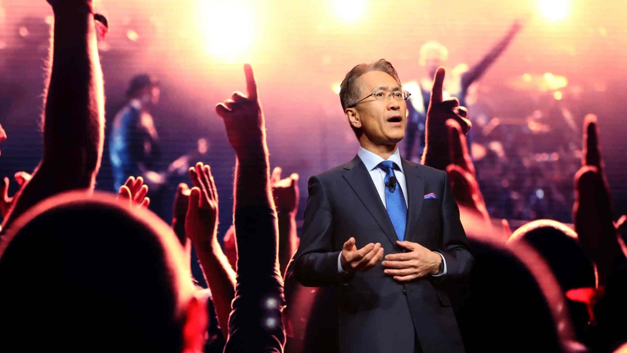 """CEO Sony tin """"tính đa dạng"""" sẽ giúp họ thích nghi với thế giới COVID-19 tạo ra"""