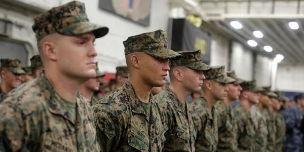 Quân đội Mỹ cấm những người từng nhiễm COVID-19 tuyển quân