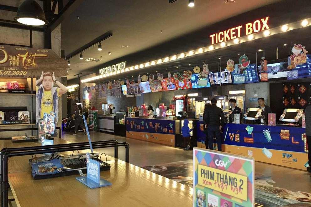 Lịch mở cửa trở lại của các rạp chiếu phim CGV, BHD, Beta Cineplex... trên toàn quốc