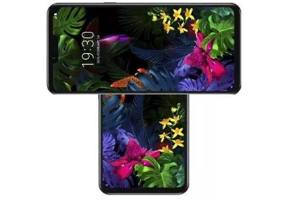 LG đã sẵn sàng cho một chiếc điện thoại màn hình xoay