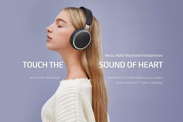 Meizu ra mắt HD60 ANC, có công nghệ chống ồn từ Sony