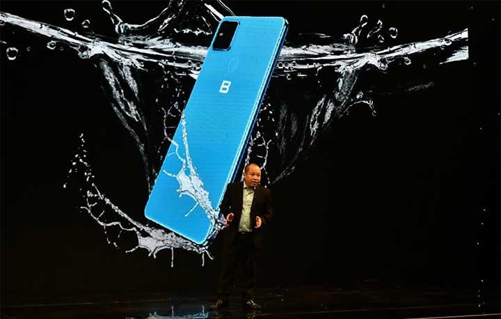 Tường thuật trực tiếp lễ ra mắt Bphone B86: Smartphone đầu tiên không phím bấm, chụp đóng băng khoảnh khắc