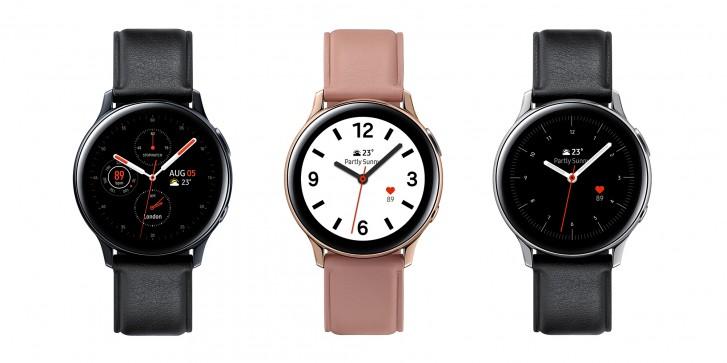Galaxy Watch Active2 LTE lên kệ ở Việt Nam: nghe gọi độc lập, giá từ 8,49 triệu đồng
