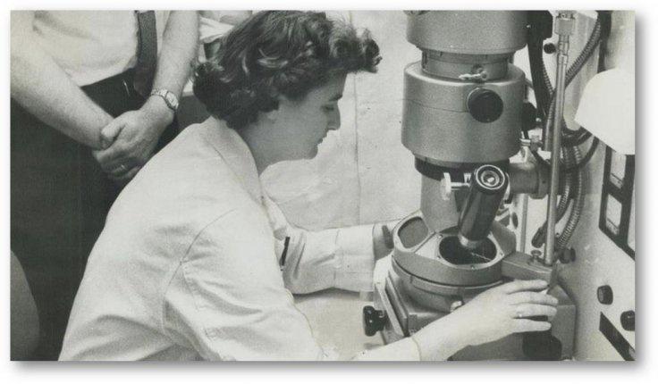 Người đầu tiên chụp được hình ảnh virus corona, cách đây hơn 50 năm