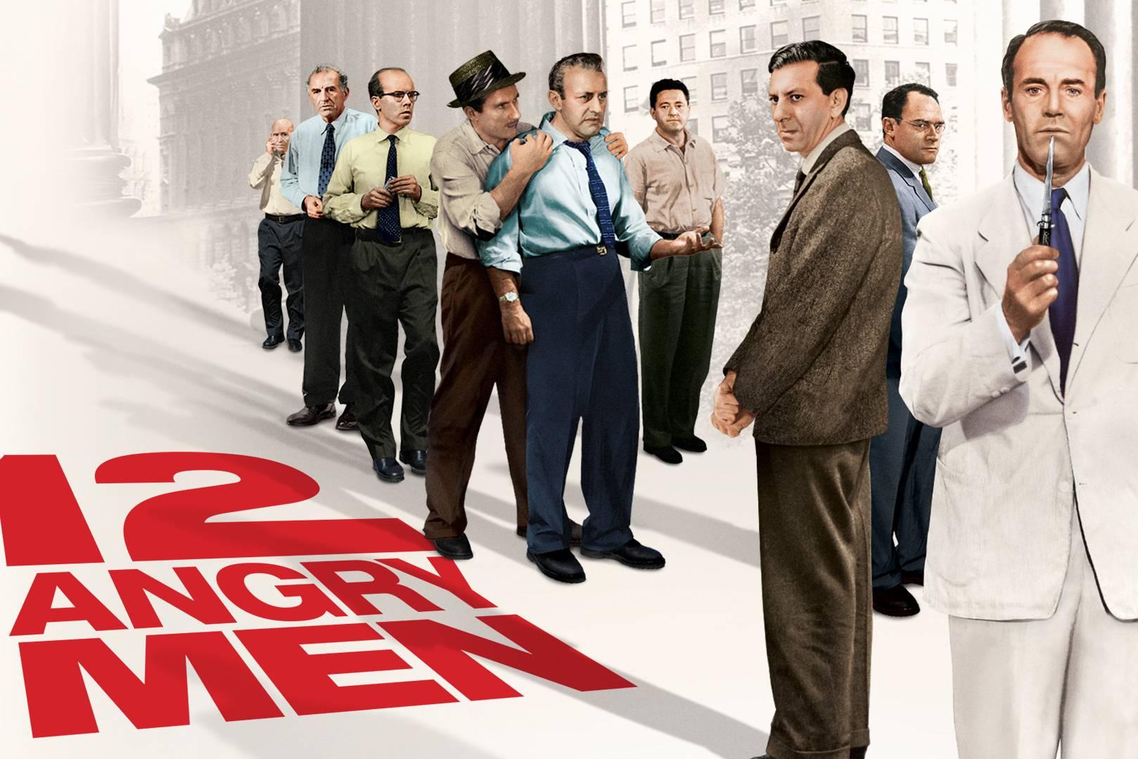 '12 Angry Men': khát vọng tìm ra sự thật đã chiến thắng