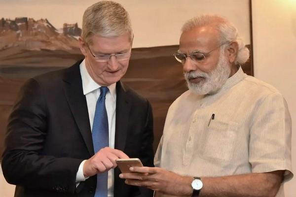 Apple tính chuyển 1/5 dây chuyền iPhone từ Trung Quốc sang Ấn Độ?