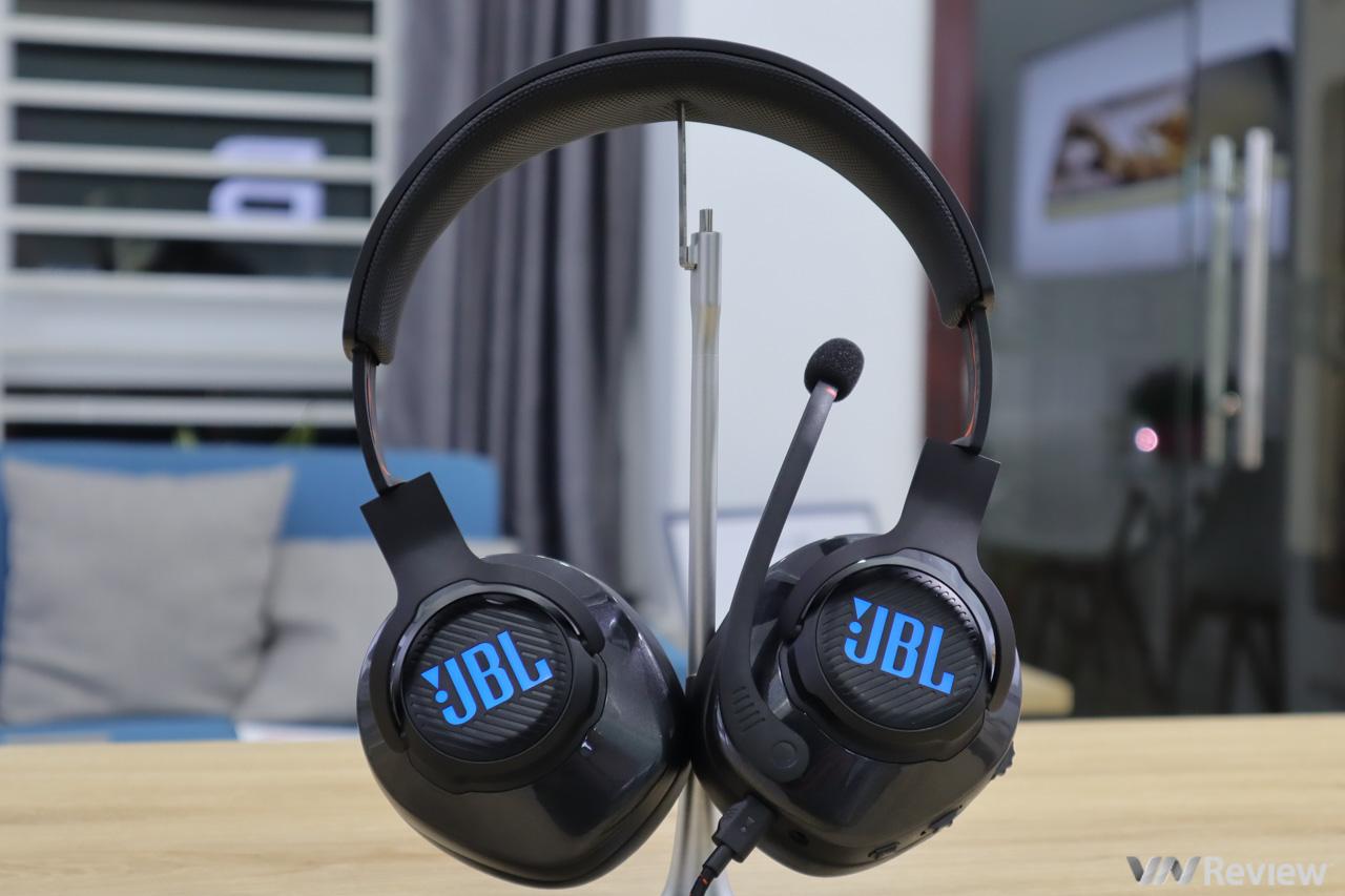 Đánh giá JBL Quantum 400: khi ông lớn âm thanh bước chân vào làng gaming
