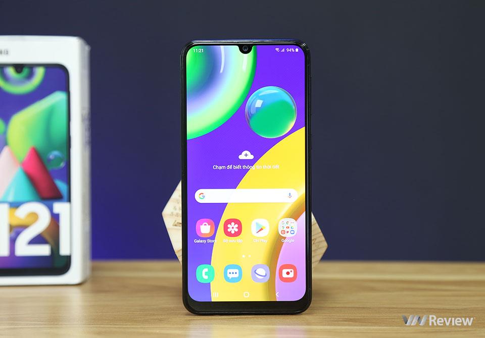 Đánh giá Samsung Galaxy M21: smartphone thực dụng, không màu mè