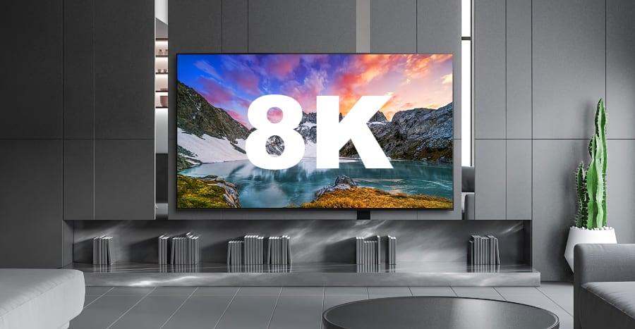 TV Samsung và LG đã có thể xem video 8K mã hóa AV1 trên YouTube