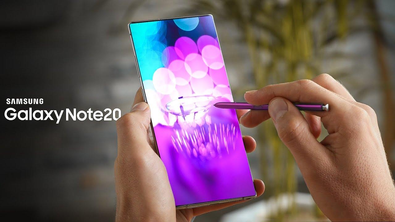 Galaxy Note 20+ sẽ vượt qua iPhone nhờ công nghệ màn hình mới?