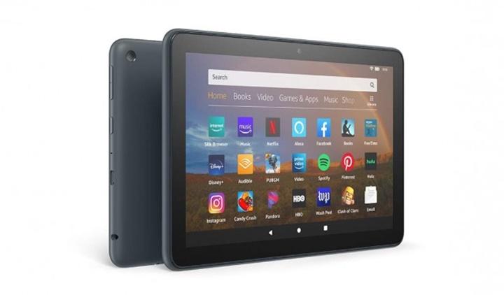 Amazon ra mắt Fire HD 8 mới với chipset và USB-C nhanh hơn