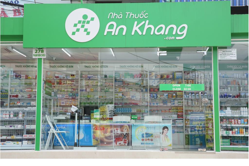 Chuỗi nhà thuốc An Khang thua lỗ và lý do Thế giới Di động chưa đầu tư thêm