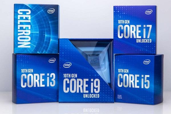 Có gì mới trên CPU Intel thế hệ 10?